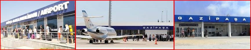 Gazipasa Airport Transfers to  Side