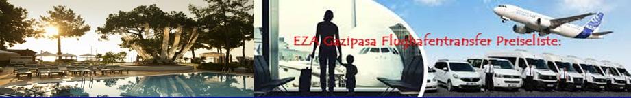 Gazipasa Airport Transfers to Konaklı